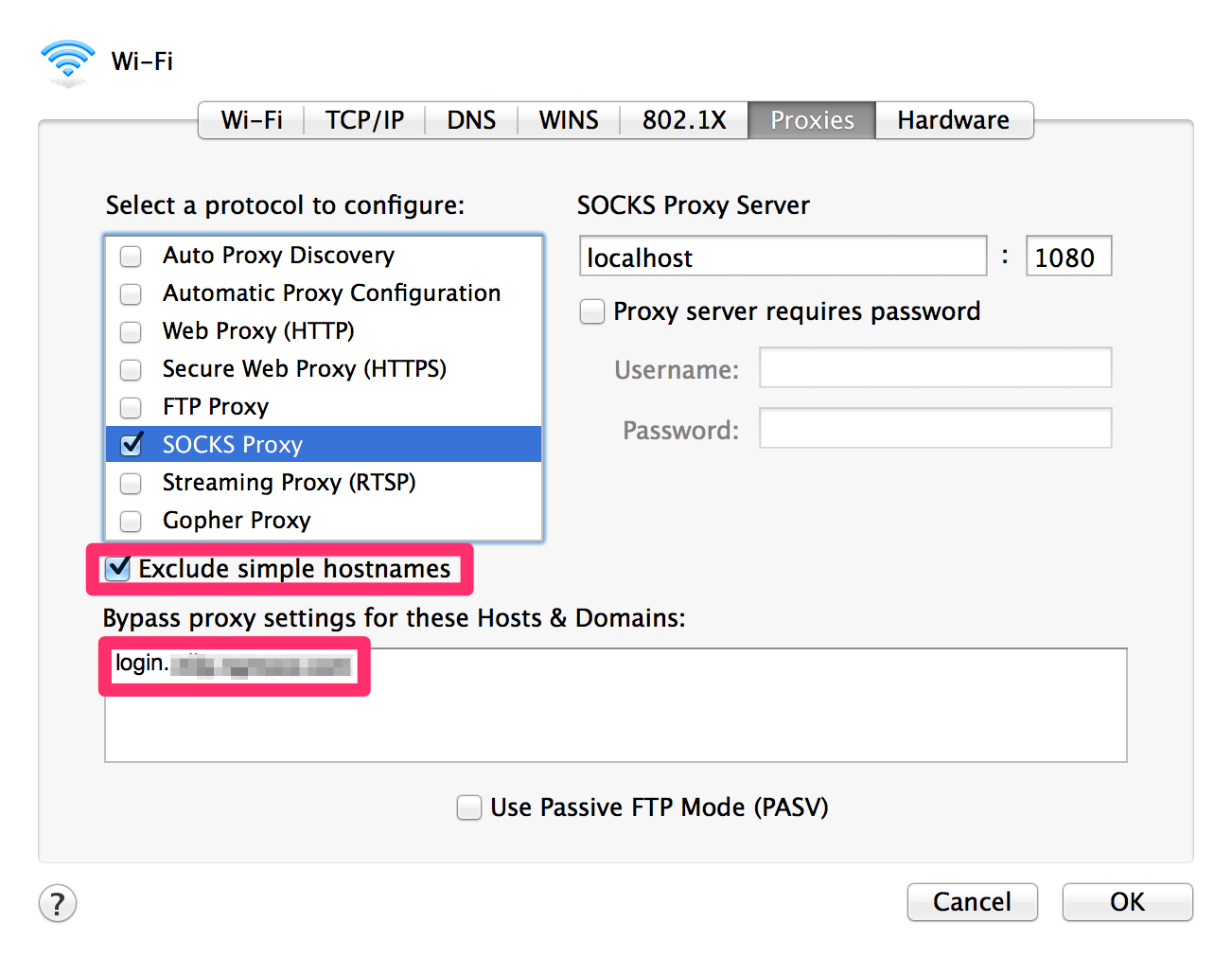 How to use Socks Proxy with Mozilla Firefox and Google Chrome